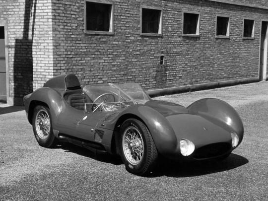Maserati Tipo 60 -   Birdcage