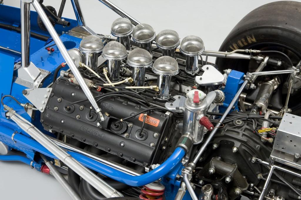 Matra MS10 -  Ford MS10 F1