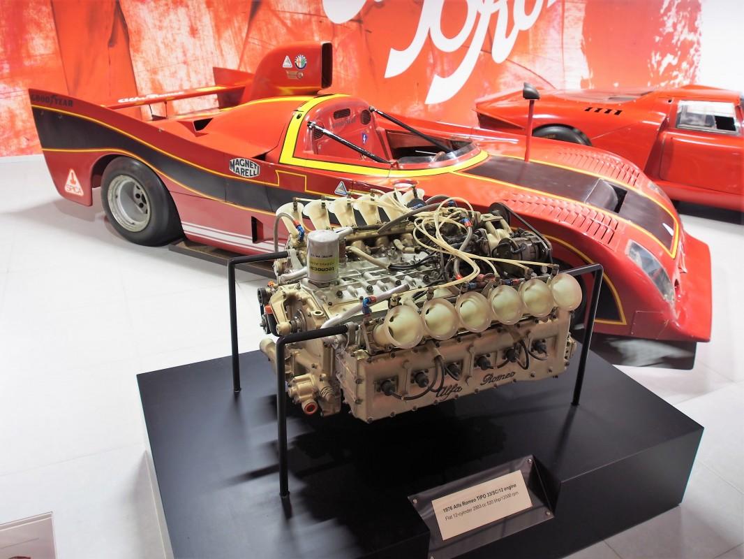 Alfa Romeo Tipo 33 SC 12
