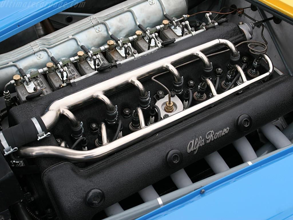 Alfa Romeo 6C 3000 CM -  Zagato Spider