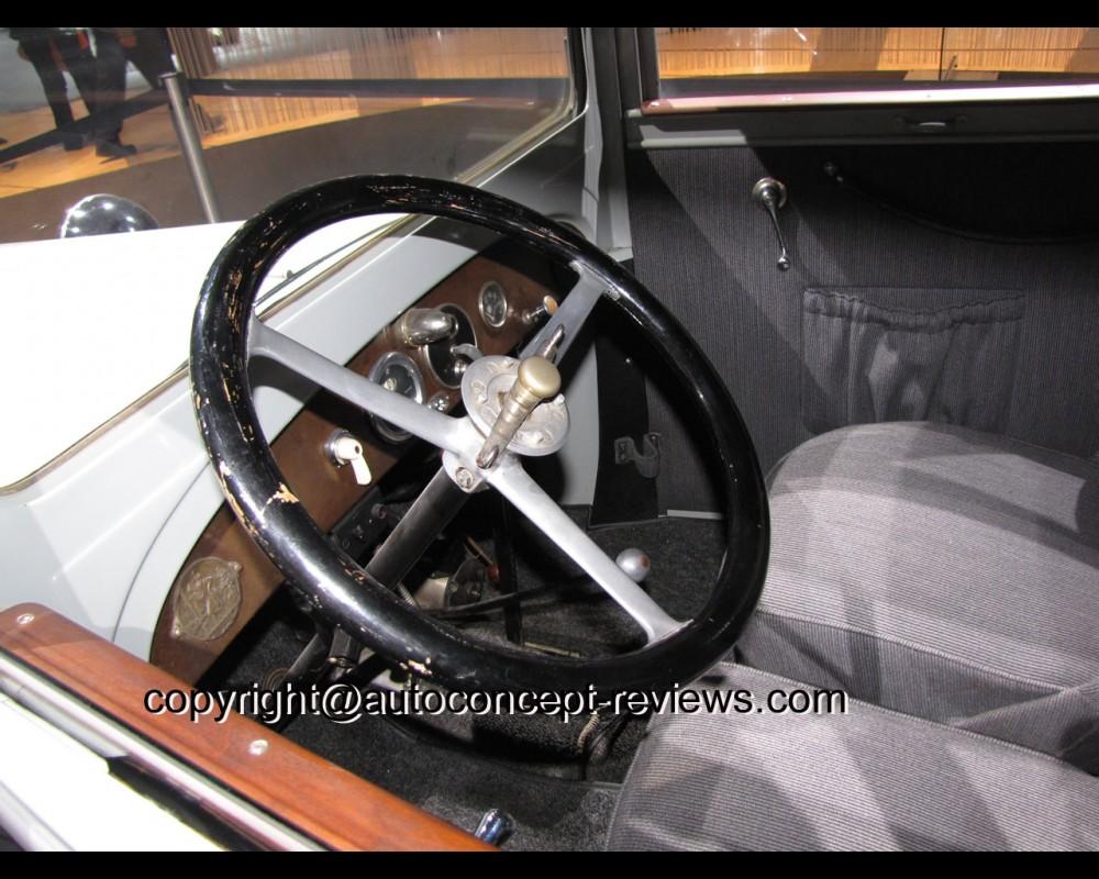 BMW Dixi Typen