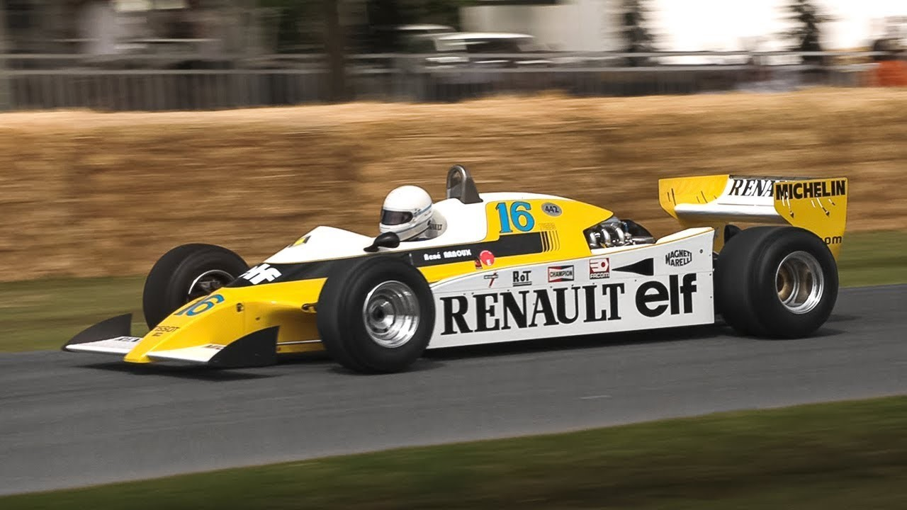 Renault RS10 -  RS10 1979