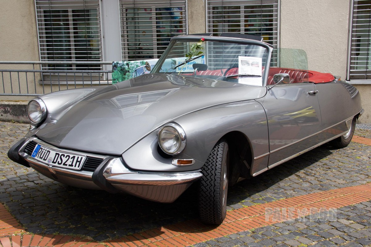 Citroën DS -  21 Décapotable