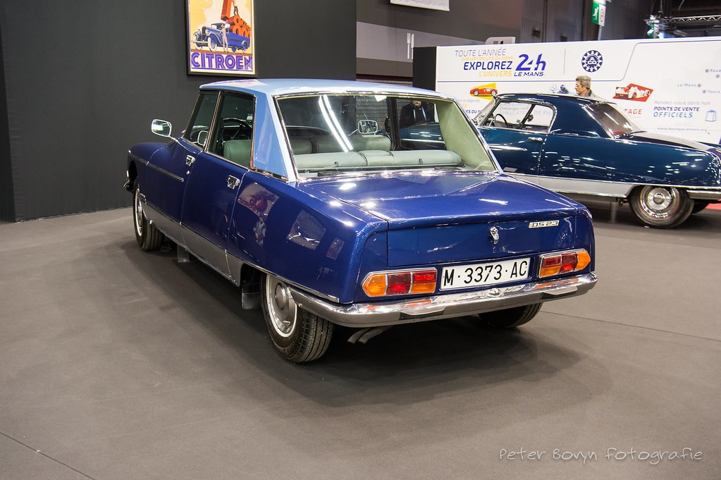 Citroën DS -  23 ie Berline Lorraine Chapron