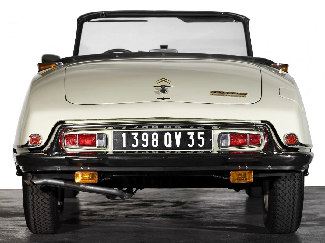 Citroën DS -  23 Cabriolet