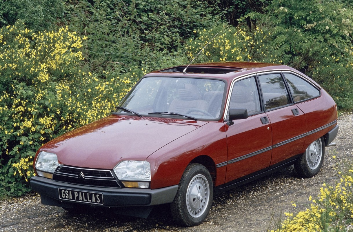 Citroën GSA -  Pallas berline