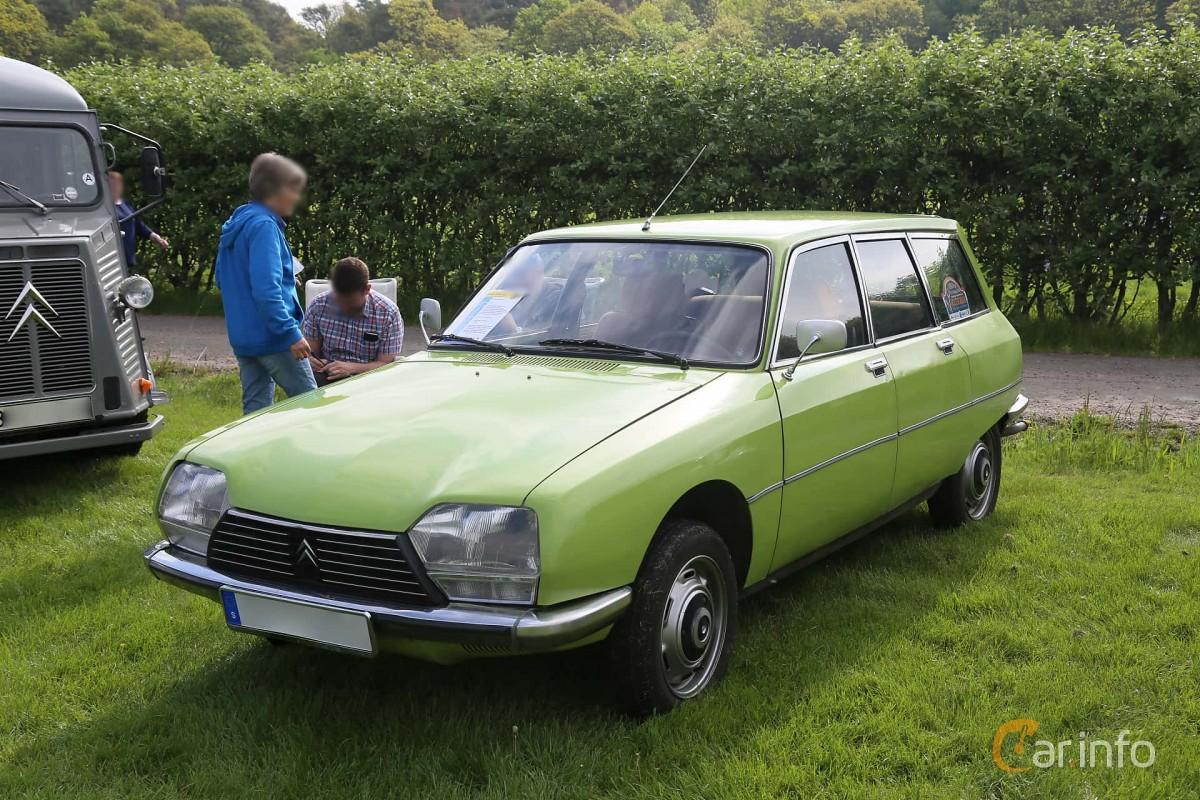 Citroën GSA