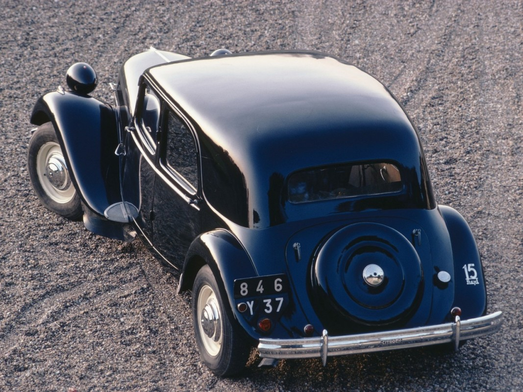 Citroën Traction Avant -  15-Six G Berline
