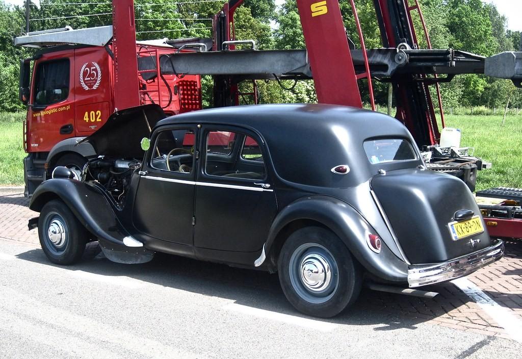Citroën Traction Avant -  15-Six H Berline