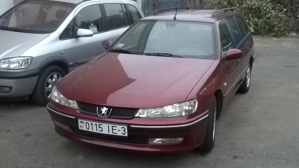 Peugeot 406 -  Break 2.0 HDI 109