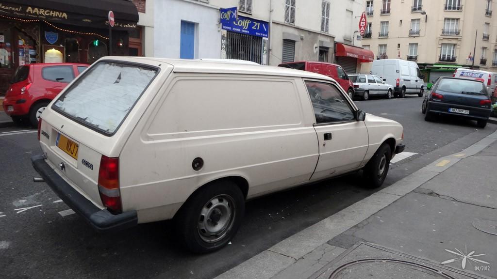 Peugeot 305 I (581A)
