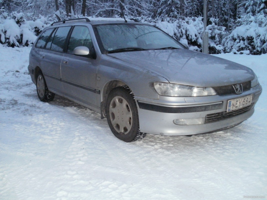 Peugeot 406 -  Break 2.0 Turbo