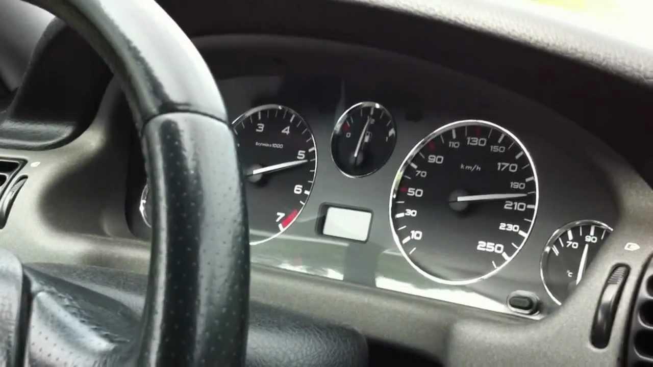 Peugeot 406 -  Coupé 3.0 V6 24V