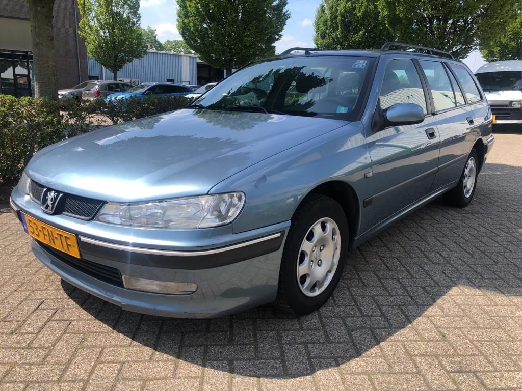 Peugeot 406 -  Break 1.8 16V