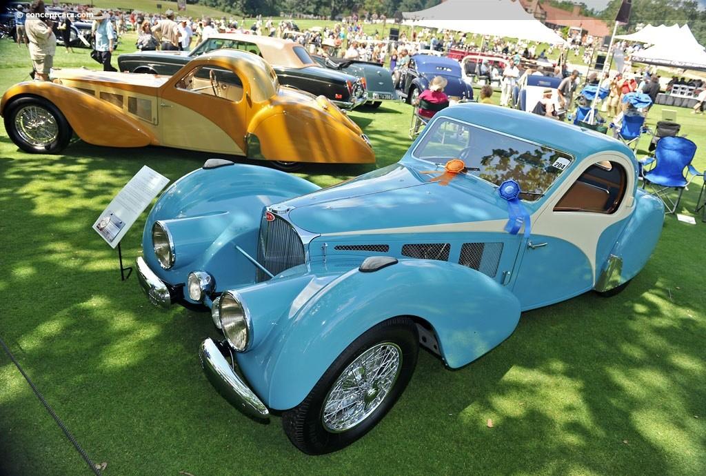 Bugatti Type 57 -  C Atalante Coupe