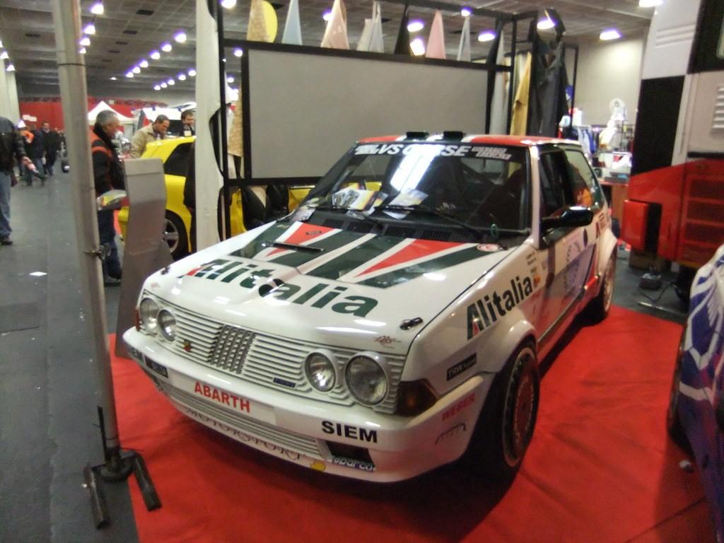 Fiat Ritmo II (138A) -  130 TC Abarth 2.0