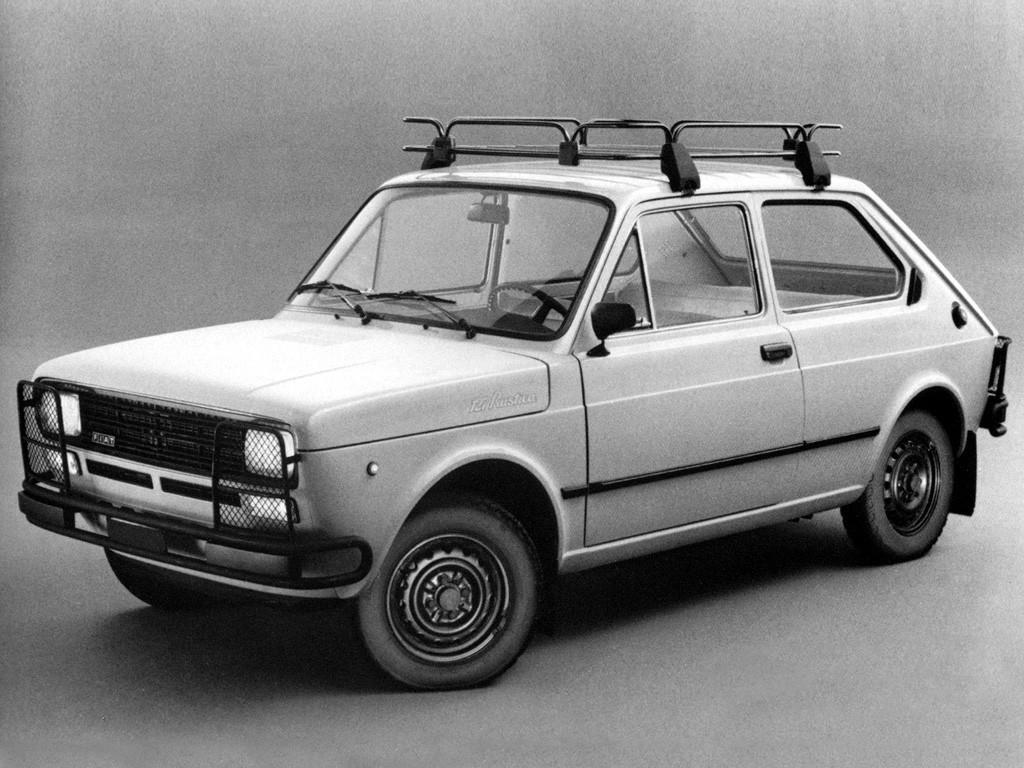 Fiat 127 -  1.0