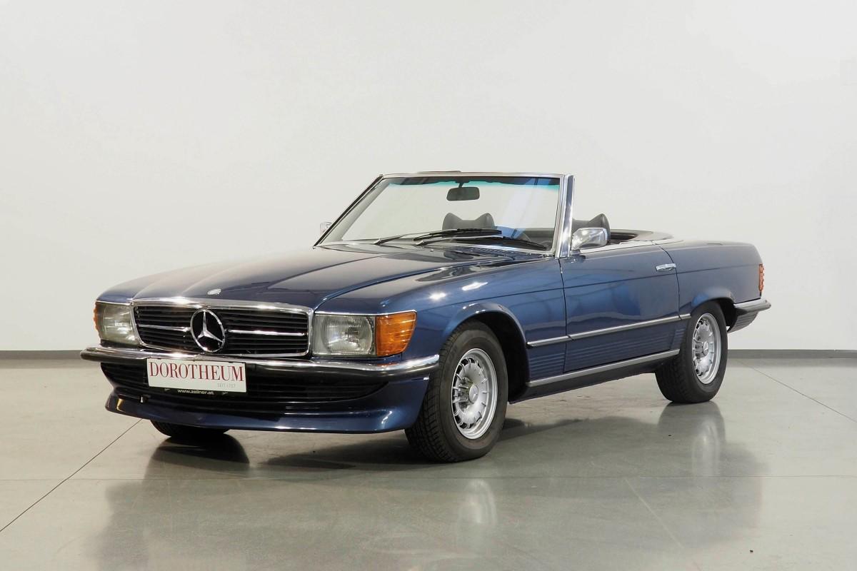 Mercedes-Benz R107/SL -  350 SL