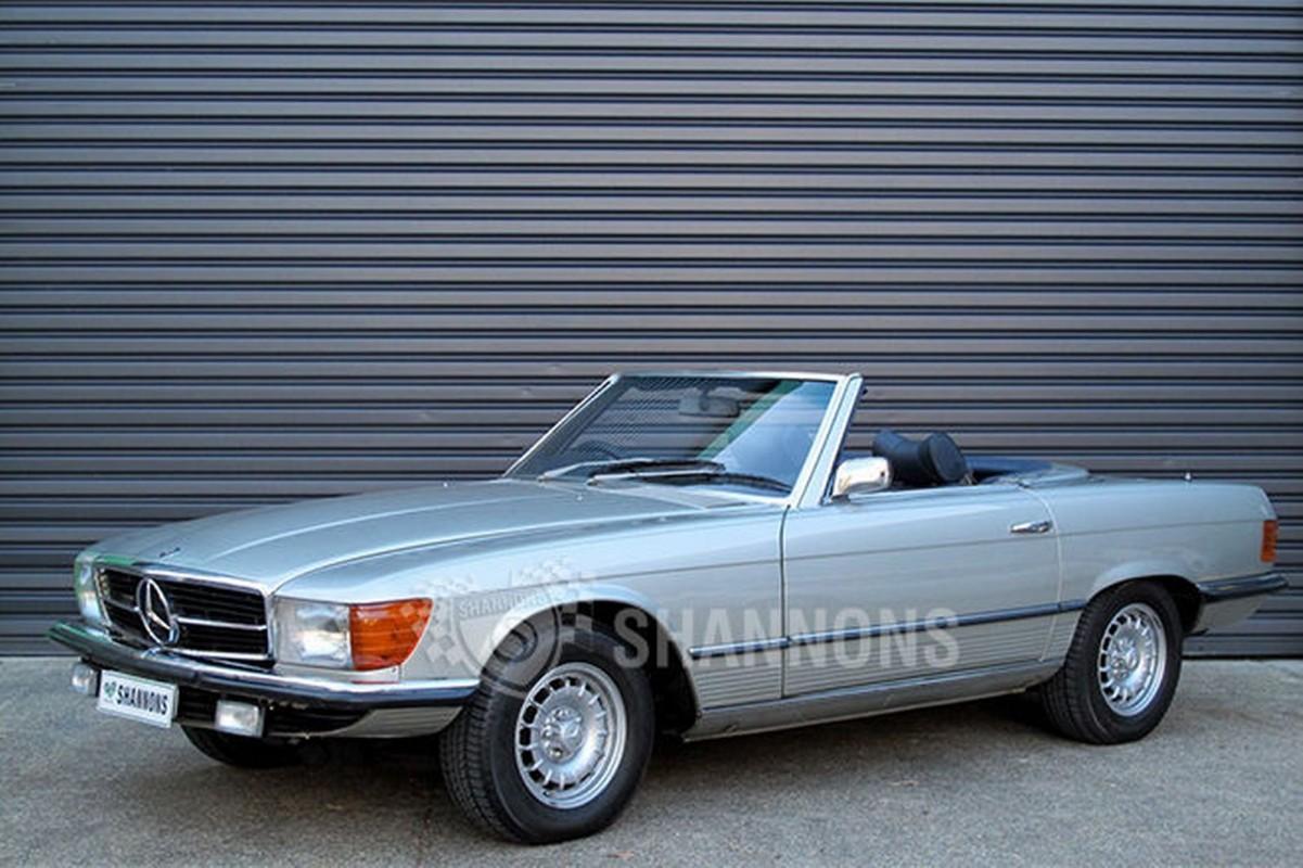 Mercedes-Benz R107/SL