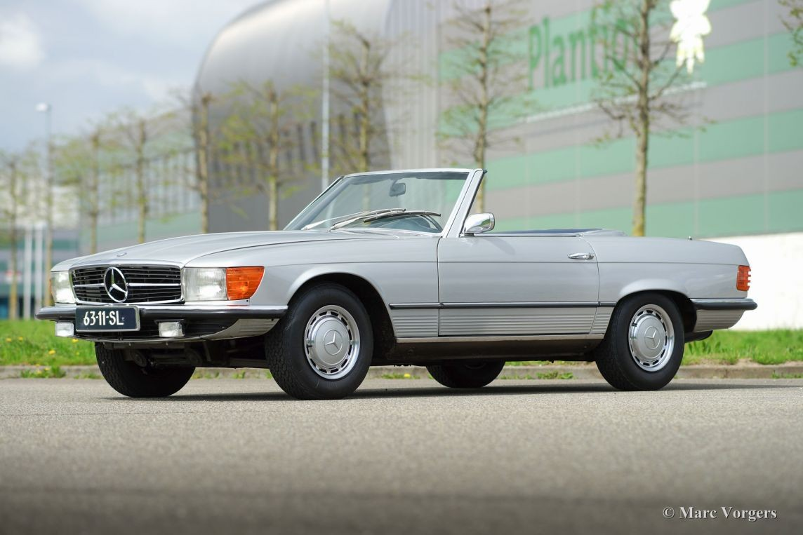 Mercedes-Benz R107/SL