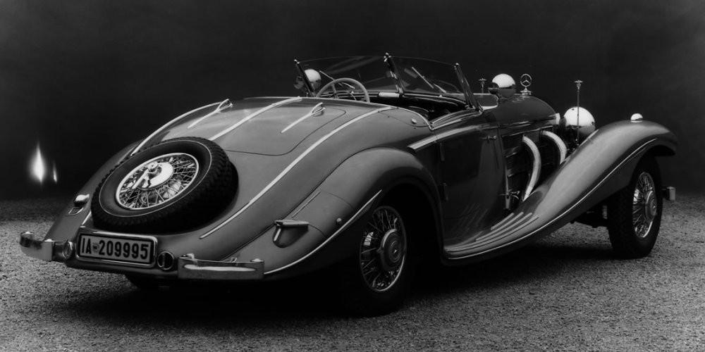 Mercedes-Benz W29 -  580 K Sport Roadster (W129)