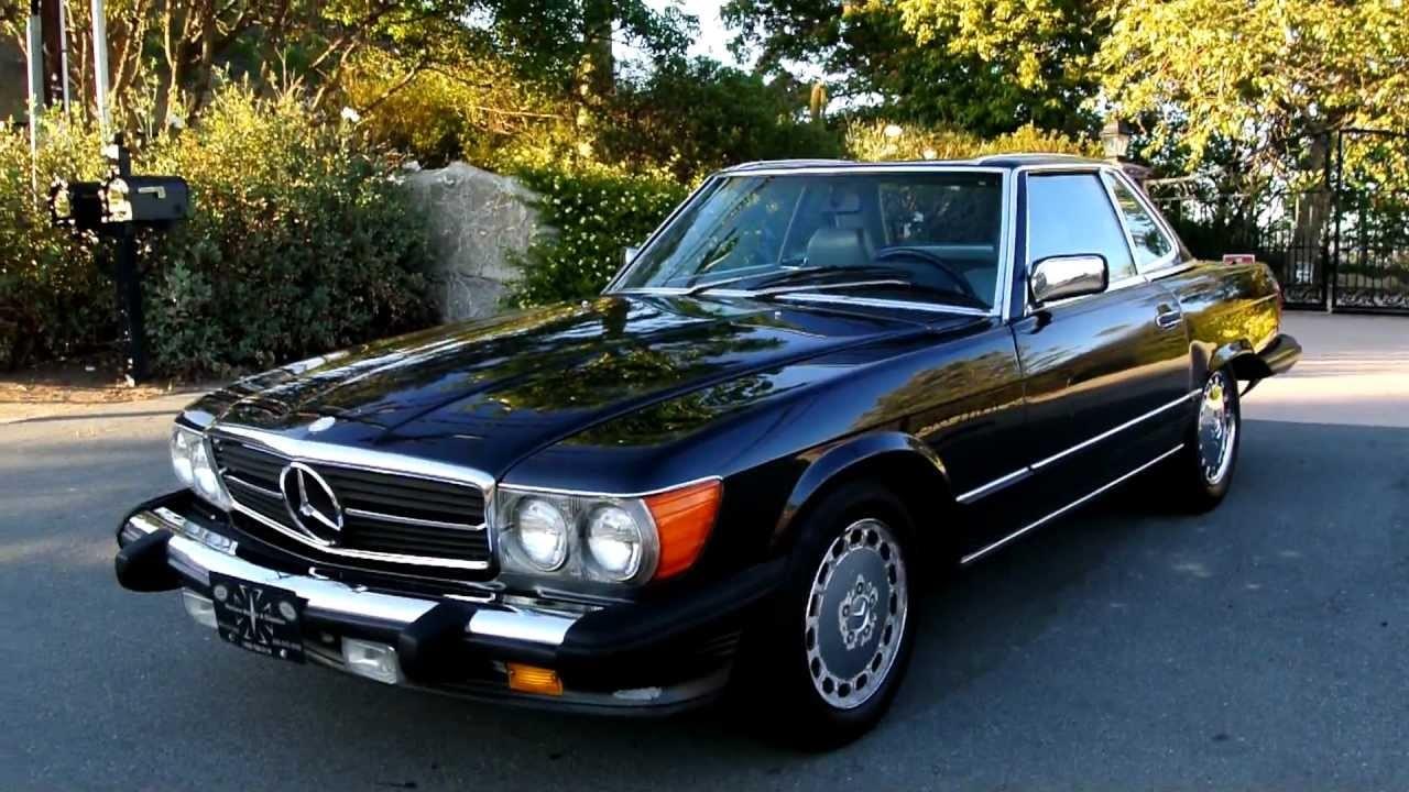 Mercedes-Benz R107/SL -  560 SL
