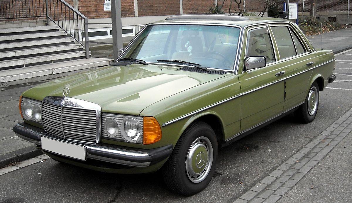 Mercedes-Benz W123 -  T-mod. (S123) 280 TE