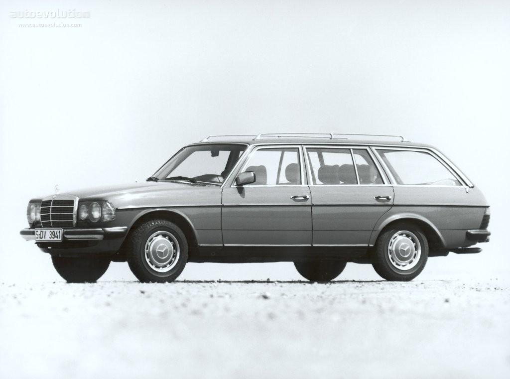 Mercedes-Benz W123 -  T-mod. (S123) 230 T