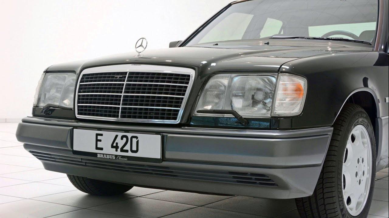 Mercedes-Benz W124 -  E-Class E 420  (279 Hp)