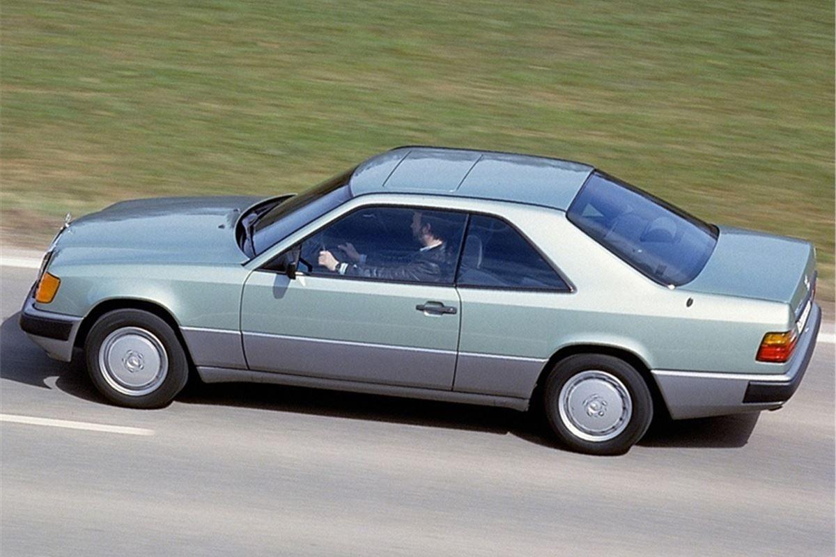 Mercedes-Benz W124 -  Coupe (C124) 300 CE