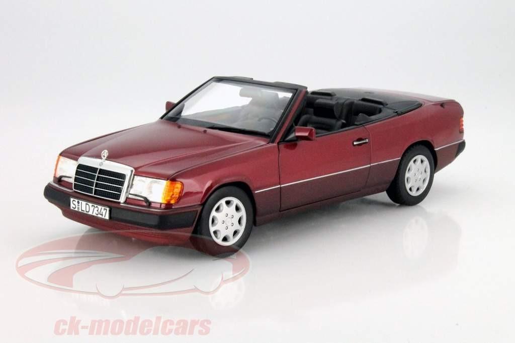 Mercedes-Benz W124 -  E Class Cabrio (A124) E 200  (136 Hp)