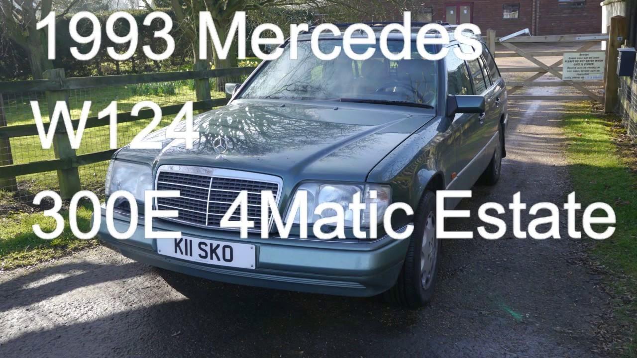 Mercedes-Benz W124 -  300 E 4-matic