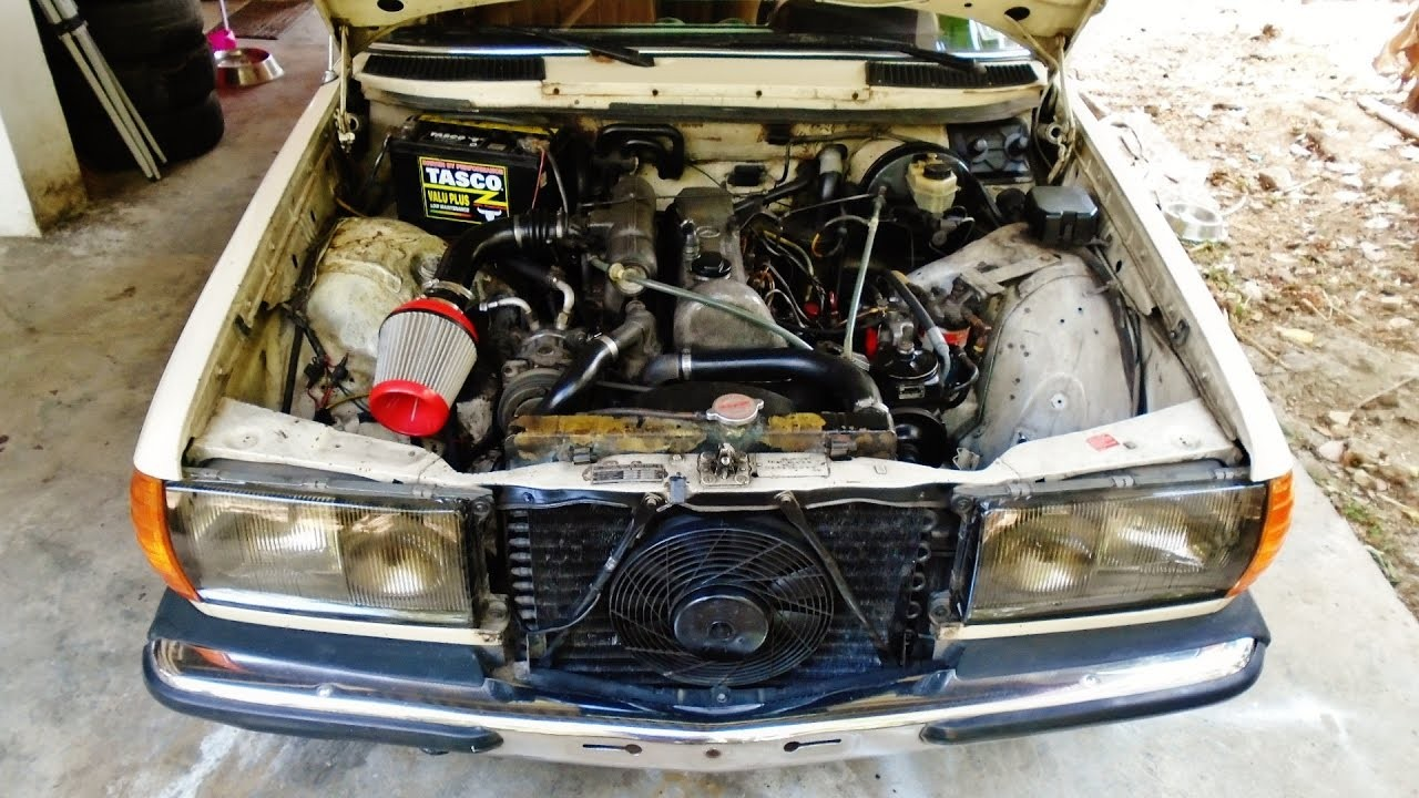 Mercedes-Benz W123 -  240 D