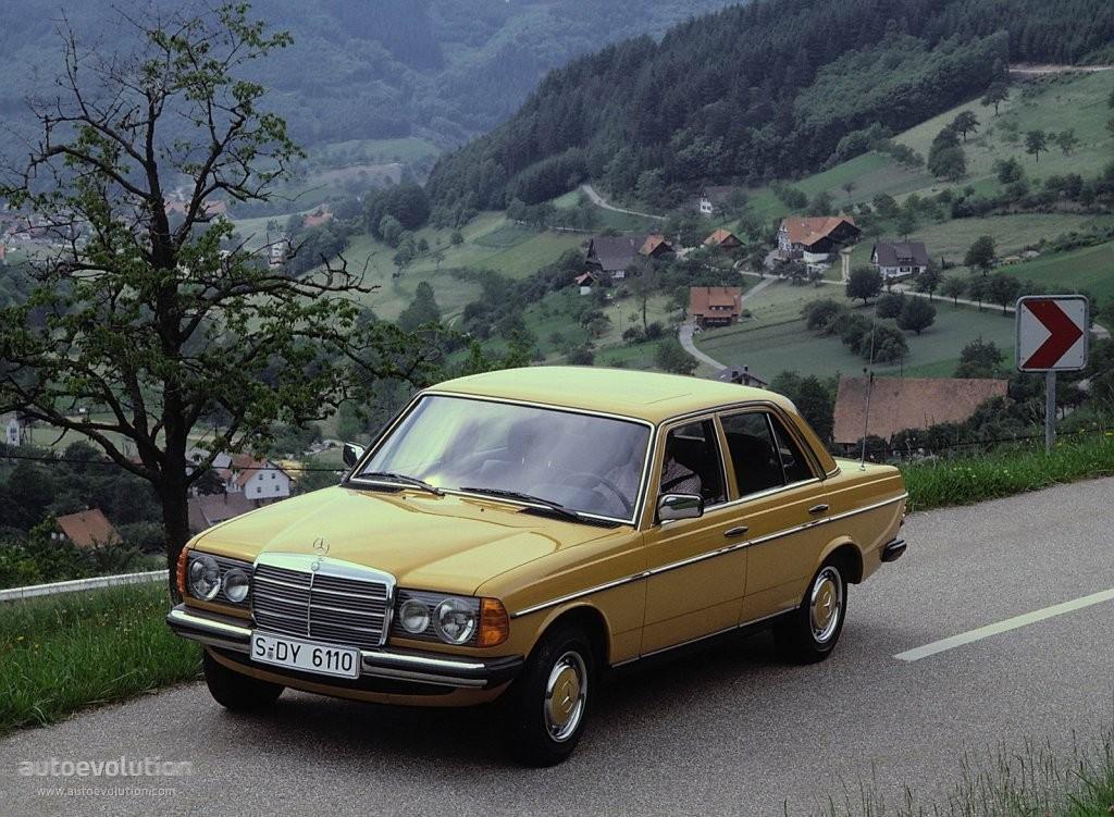 Mercedes-Benz W123 -  200