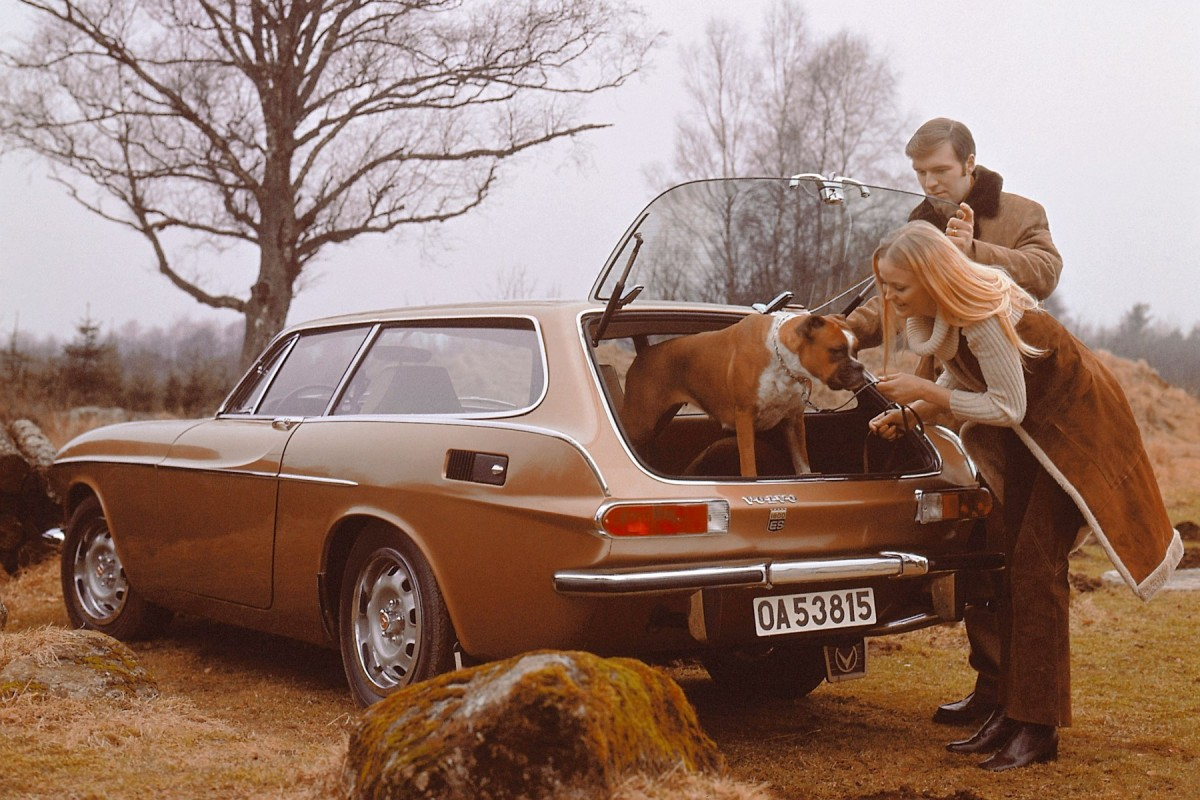 Volvo P1800 -  1ere Série