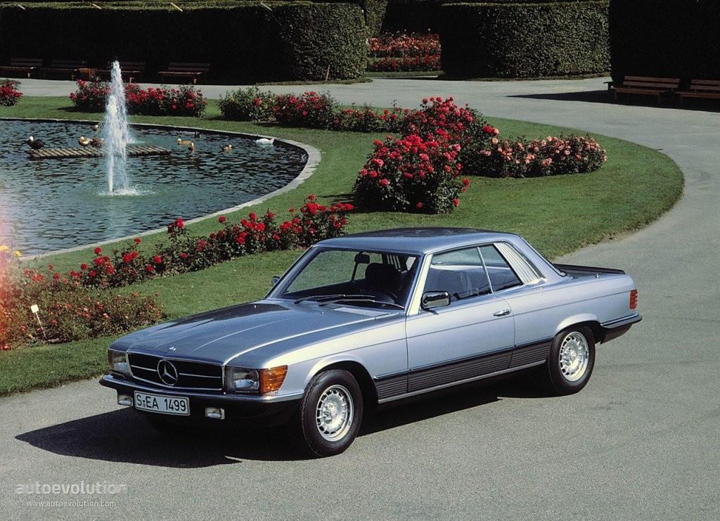 Mercedes-Benz 350 -  SLC