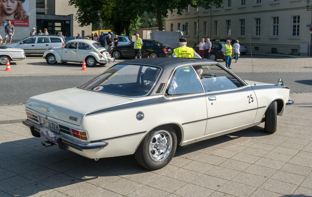 Opel Commodore -  GSE