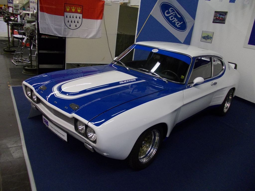 Ford Capri -  2600 RS