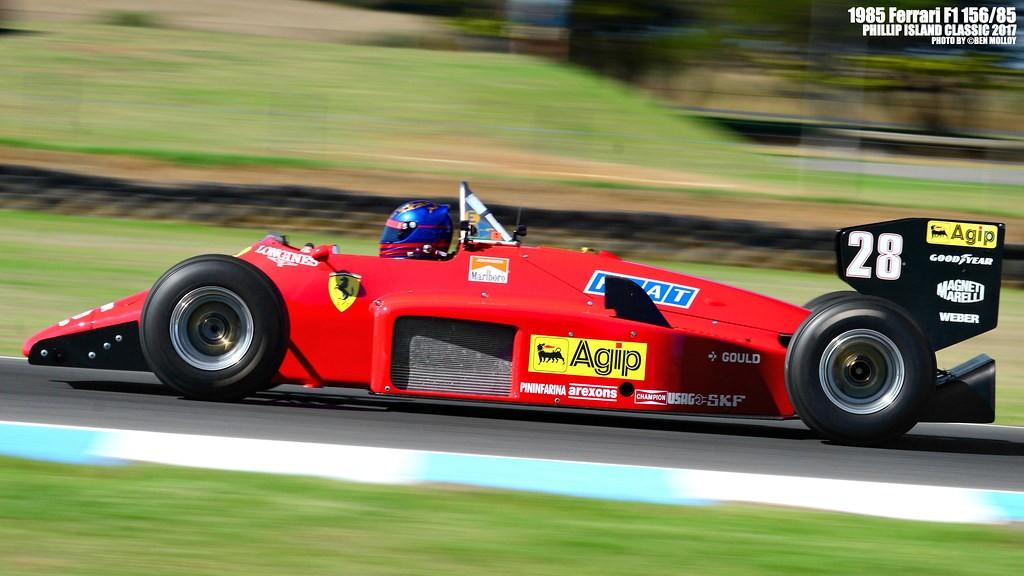 Ferrari 156-85 F1