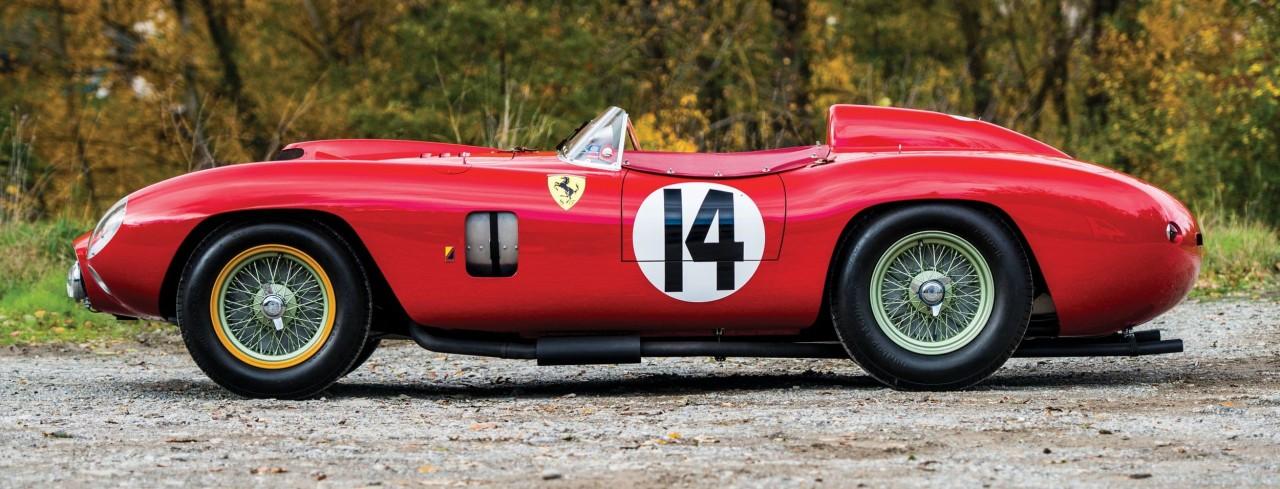 Ferrari 290 MM -  Scaglietti Spyder
