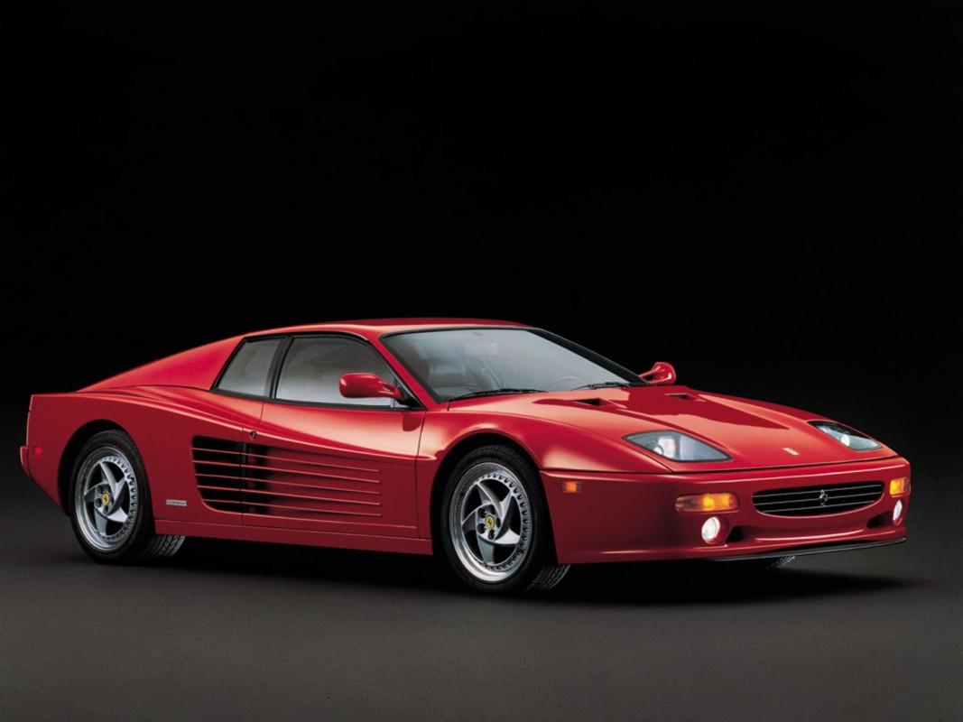 Ferrari F512 M