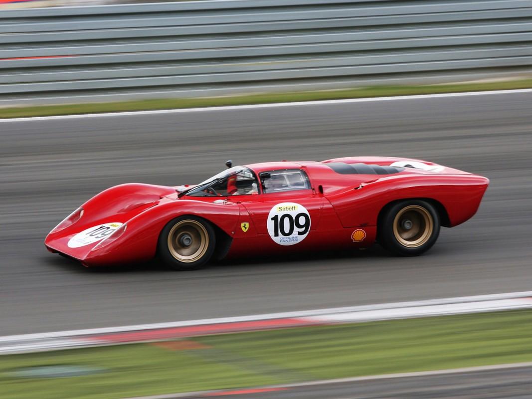 Ferrari 312 P -  Berlinetta