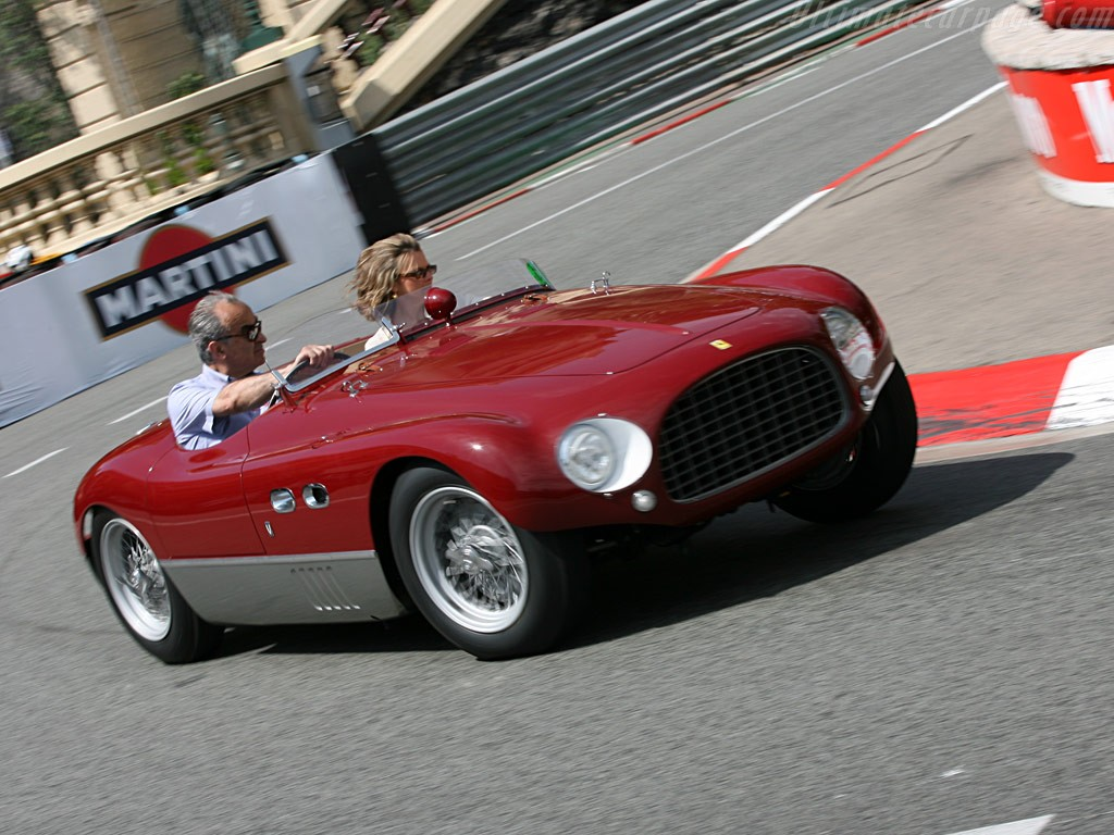 Ferrari 625 TF -  Vignale Spyder