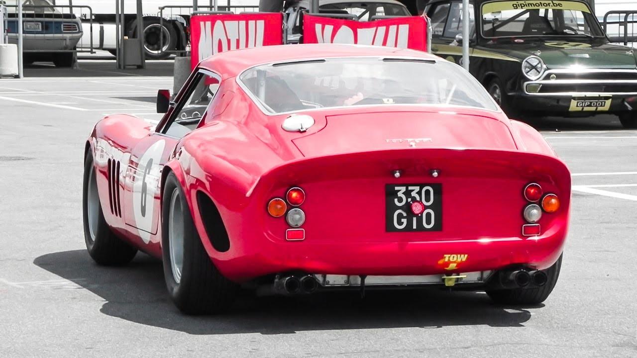 Ferrari 330 GTO -  Berlinetta