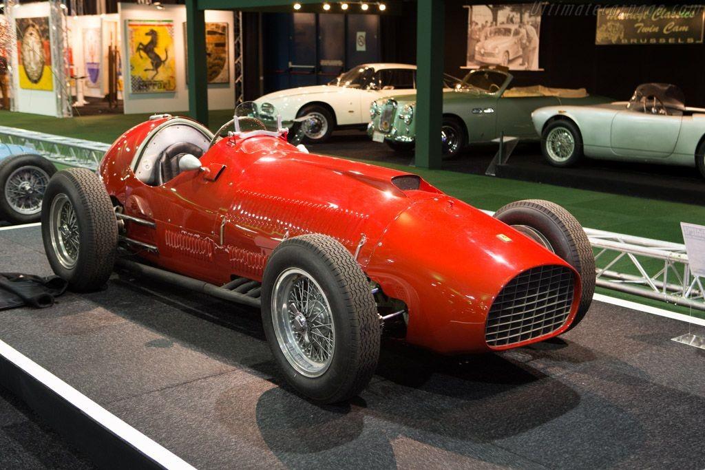 Ferrari 340 F1