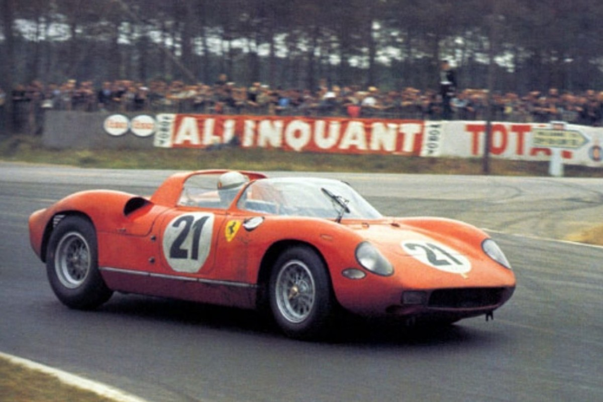 Ferrari 250 P