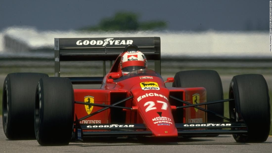 Ferrari F1-89