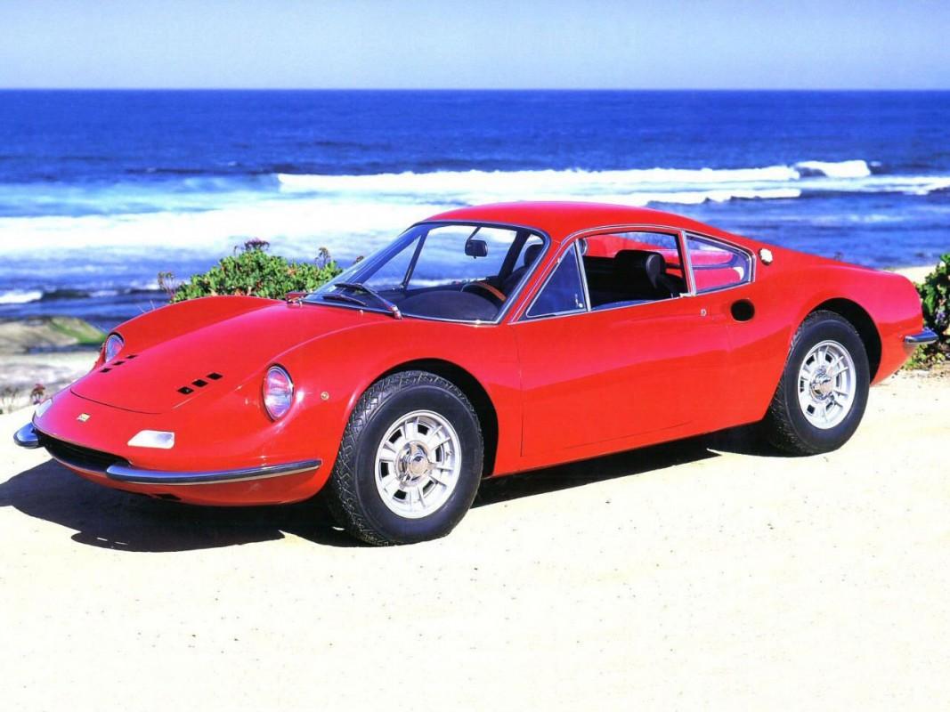 Ferrari Dino 206 -  GT