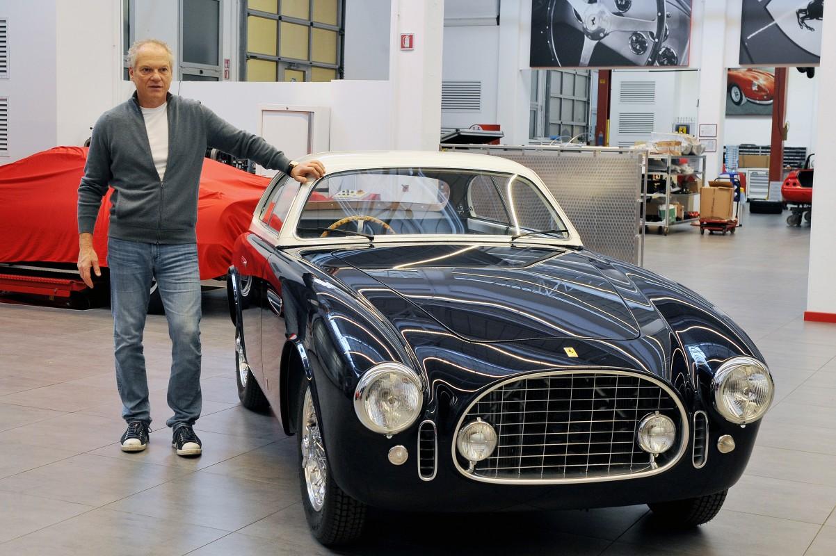 Ferrari 225 Inter -  Vignale Berlinetta