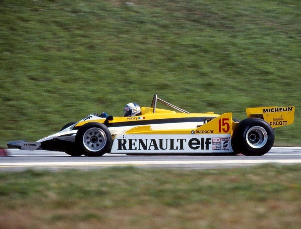 Renault RE30 -  RE30 (1981)